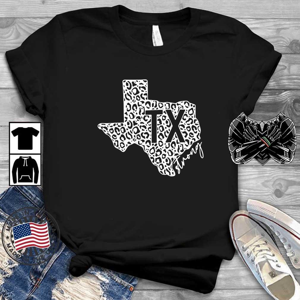Texas Strong 2021 Shirt