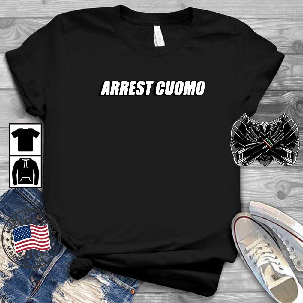 2021 Arrest cuomo shirt