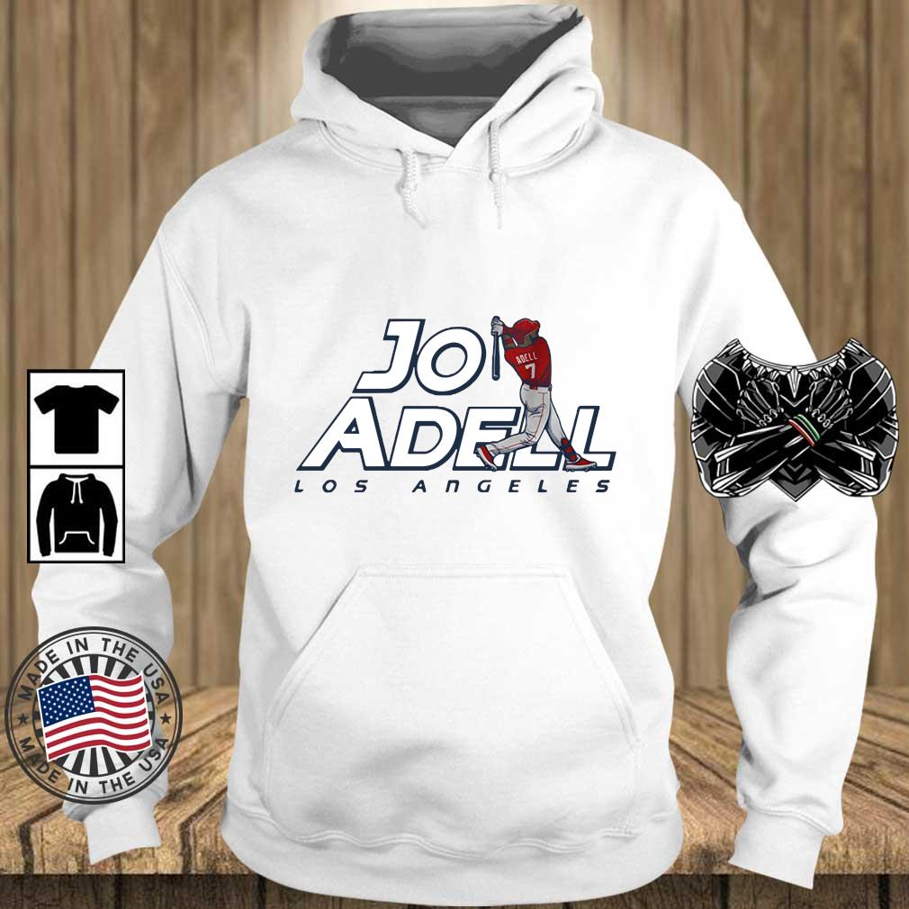 2021 Los Angeles Jo Adell Shirt Teechalla hoodie trang
