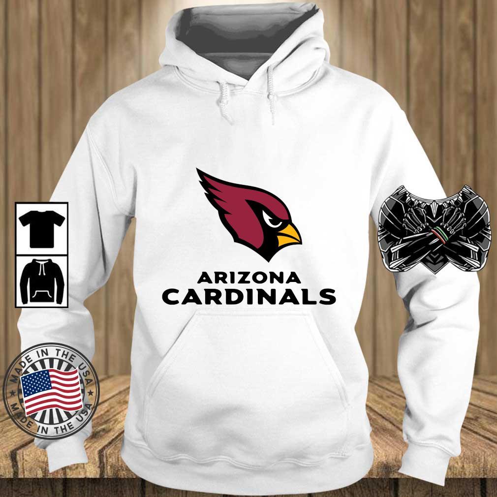 2021 NFL Arizona Cardinals Team Logo s Teechalla hoodie trang