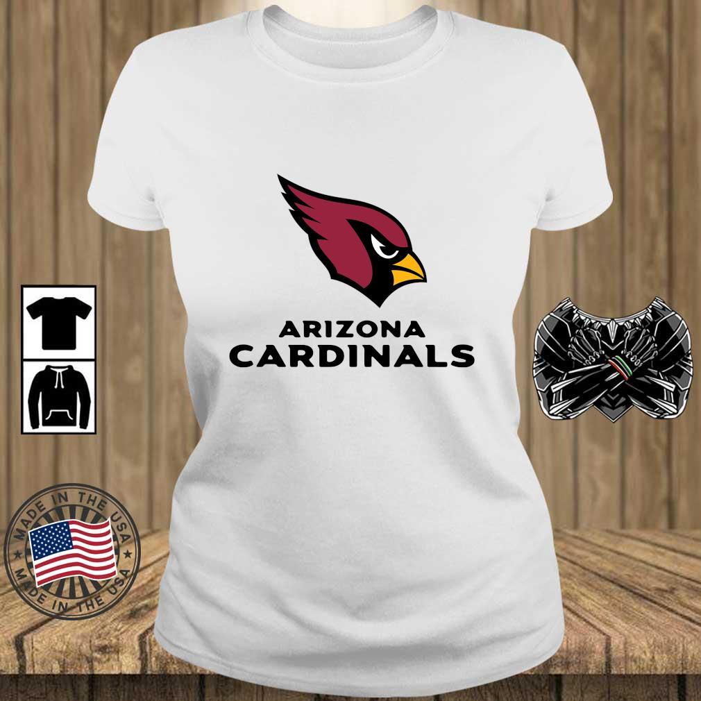 2021 NFL Arizona Cardinals Team Logo s Teechalla ladies trang