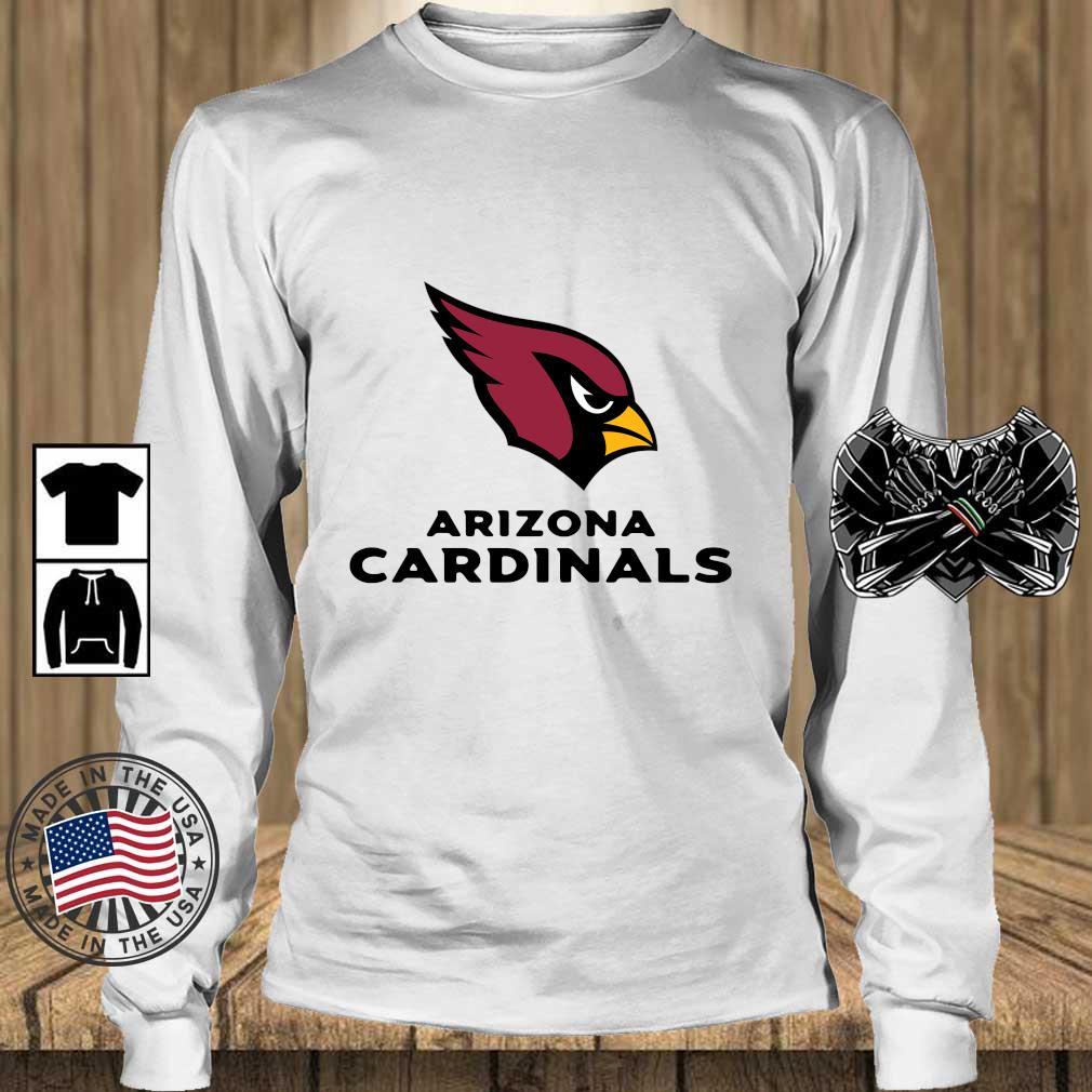 2021 NFL Arizona Cardinals Team Logo s Teechalla longsleeve trang