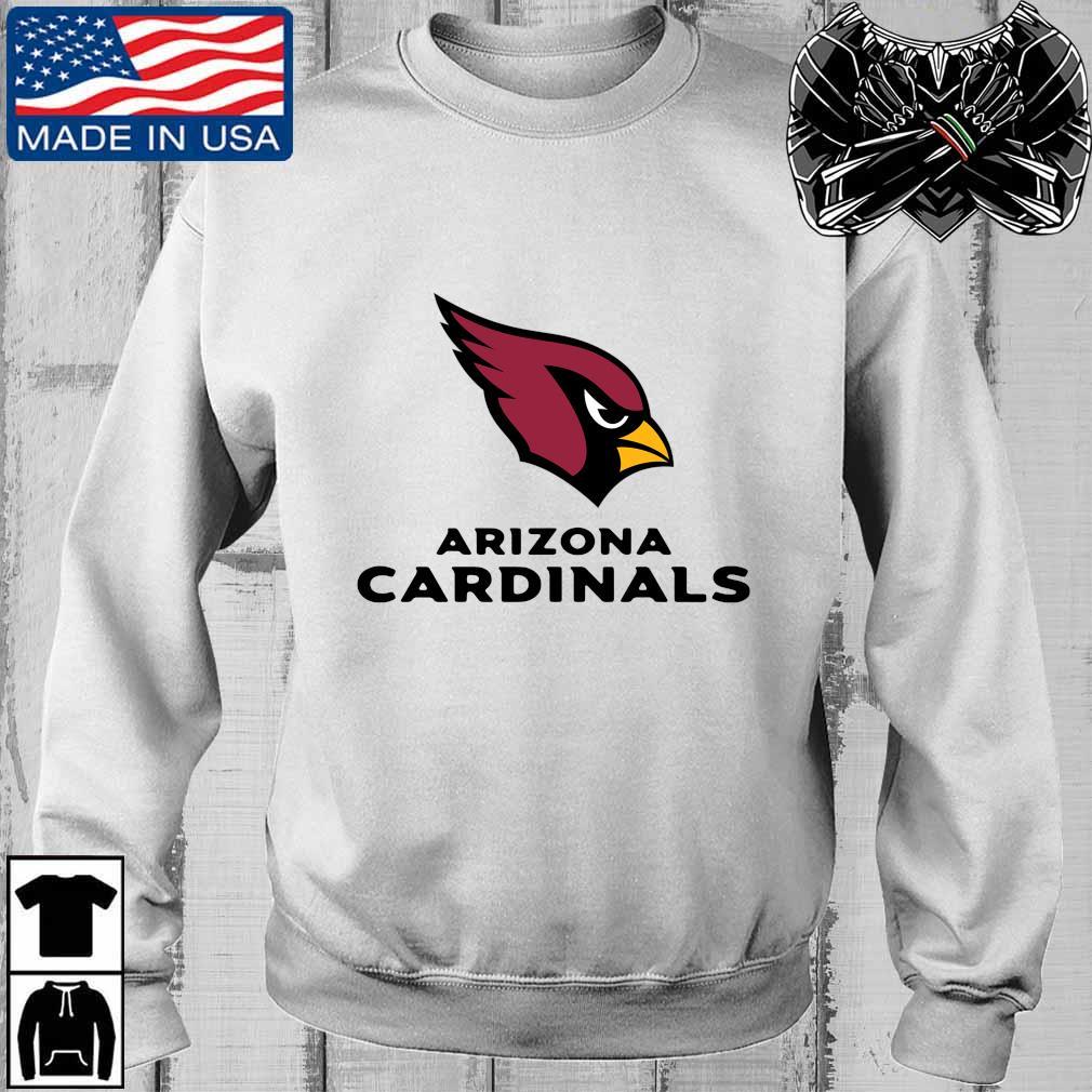 2021 NFL Arizona Cardinals Team Logo s Teechalla sweater trang