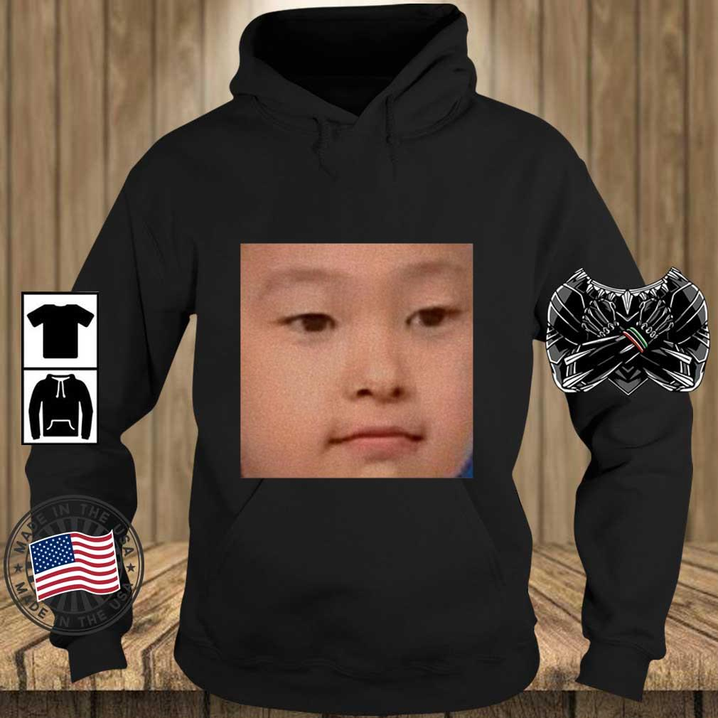 Baby Choerry Face Shirt Teechalla hoodie den
