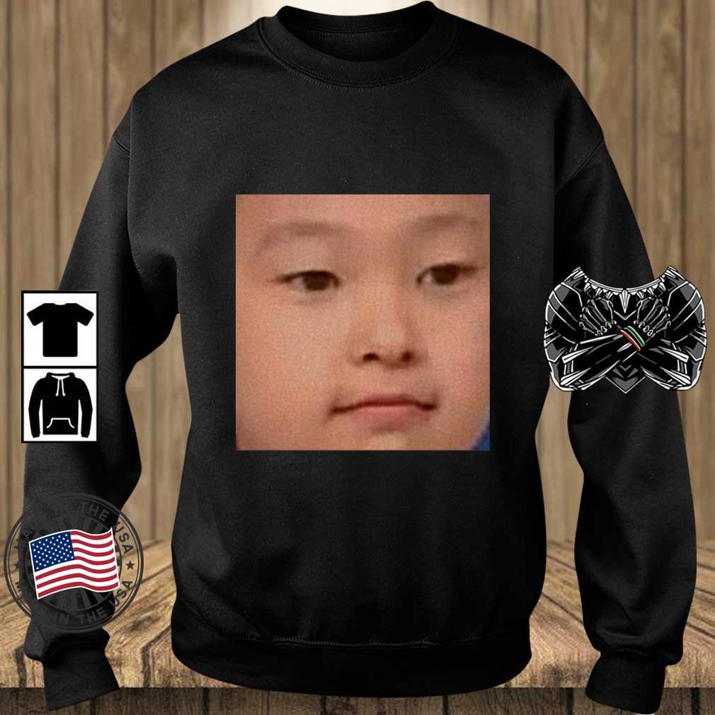 Baby Choerry Face Shirt Teechalla sweater den