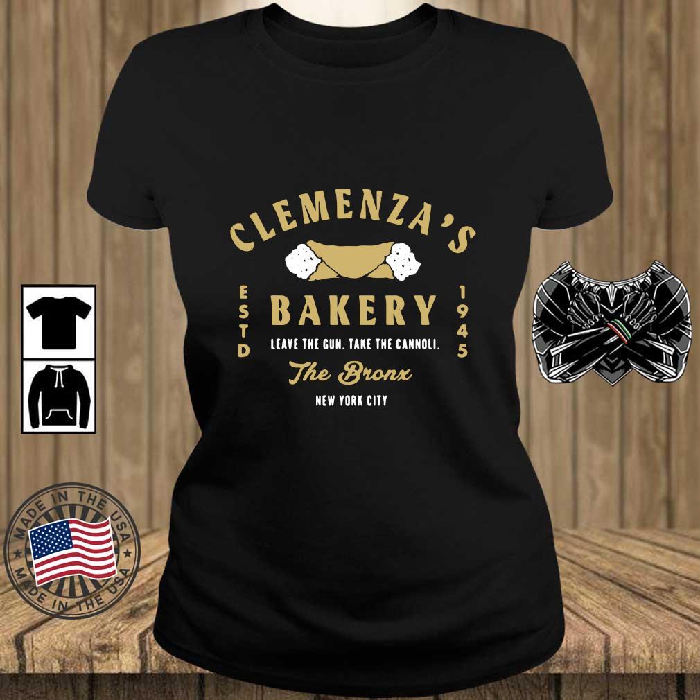 Clemenza's bakery leave the gun take the cannoli the bronx New York City s Teechalla ladies den