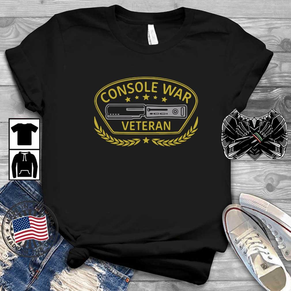 Console war veteran shirt
