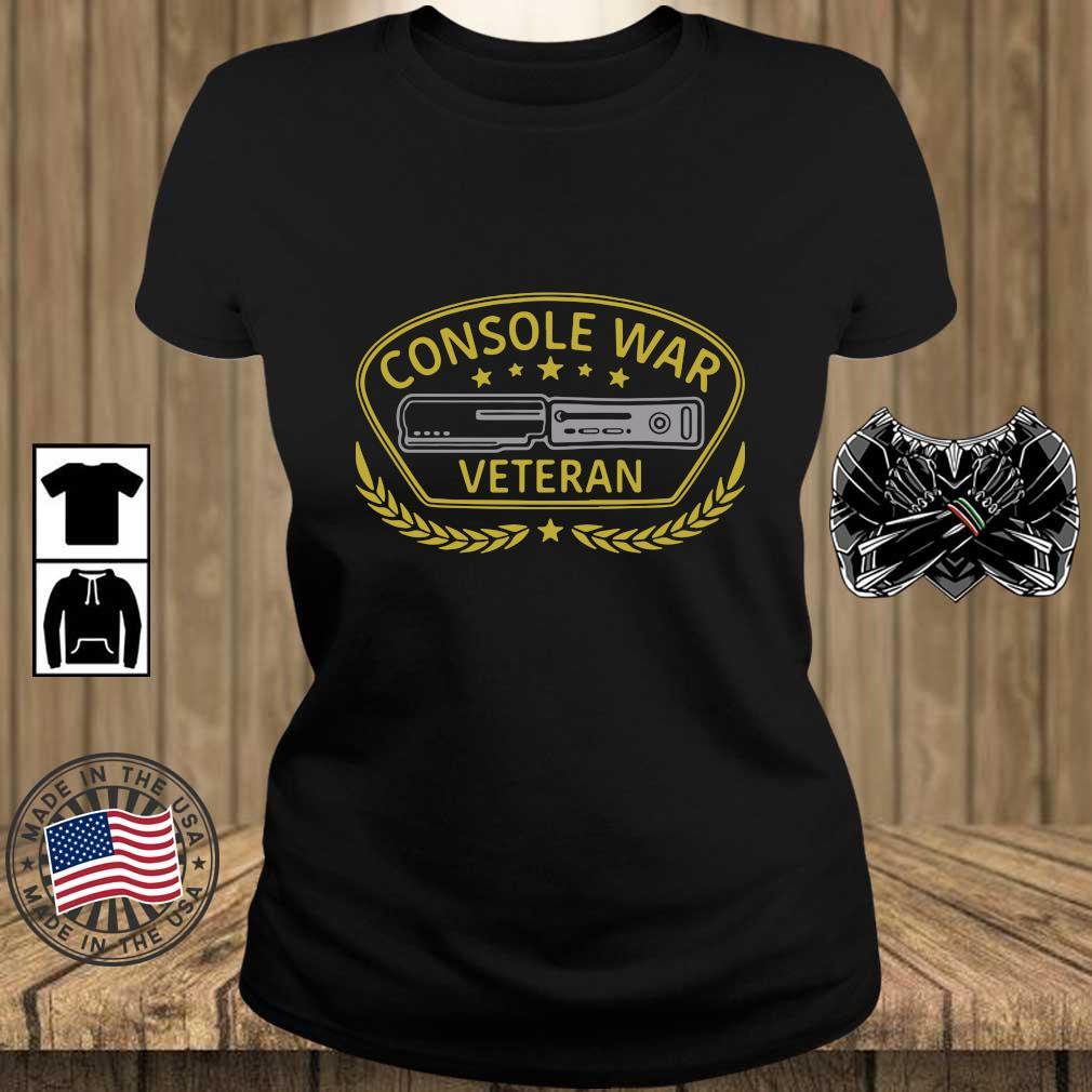 Console war veteran s Teechalla ladies den