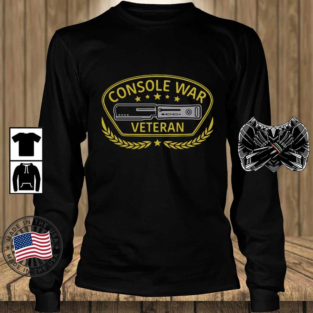 Console war veteran s Teechalla longsleeve den