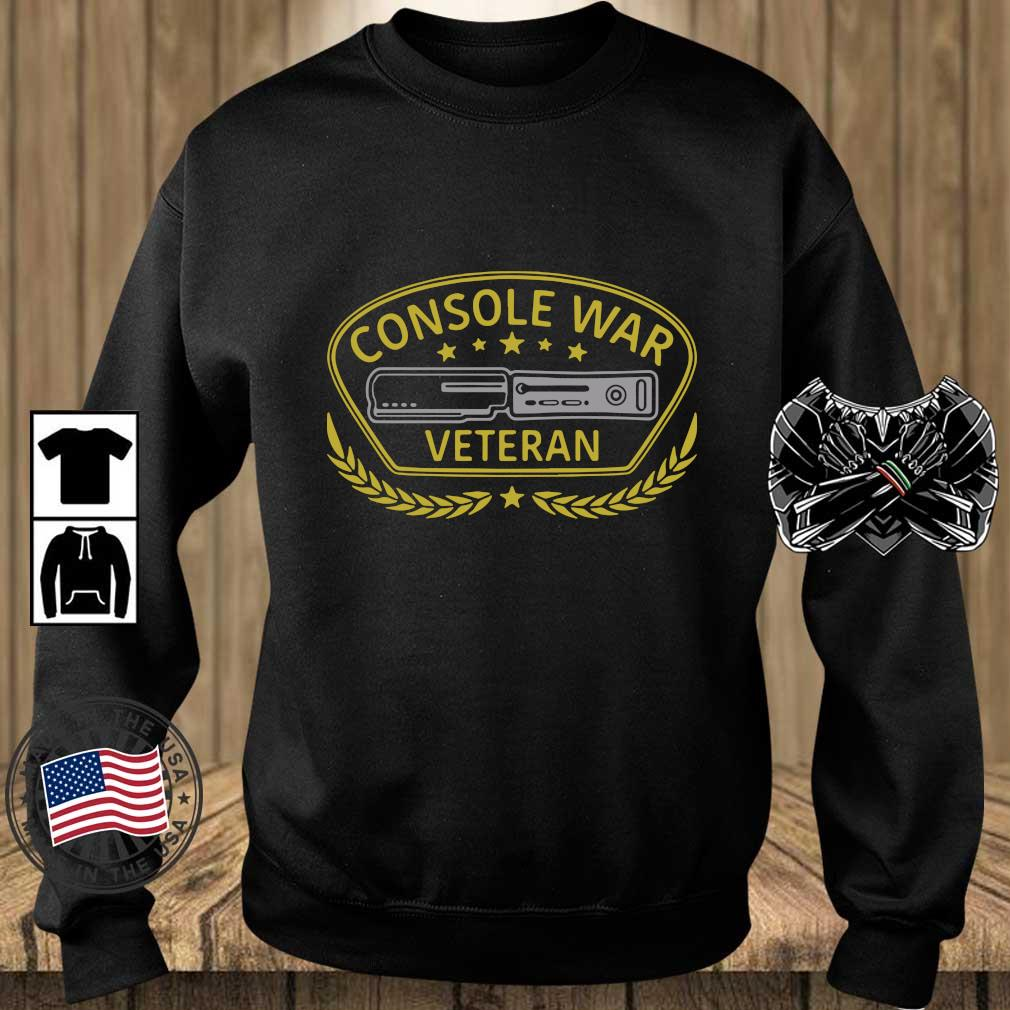 Console war veteran s Teechalla sweater den