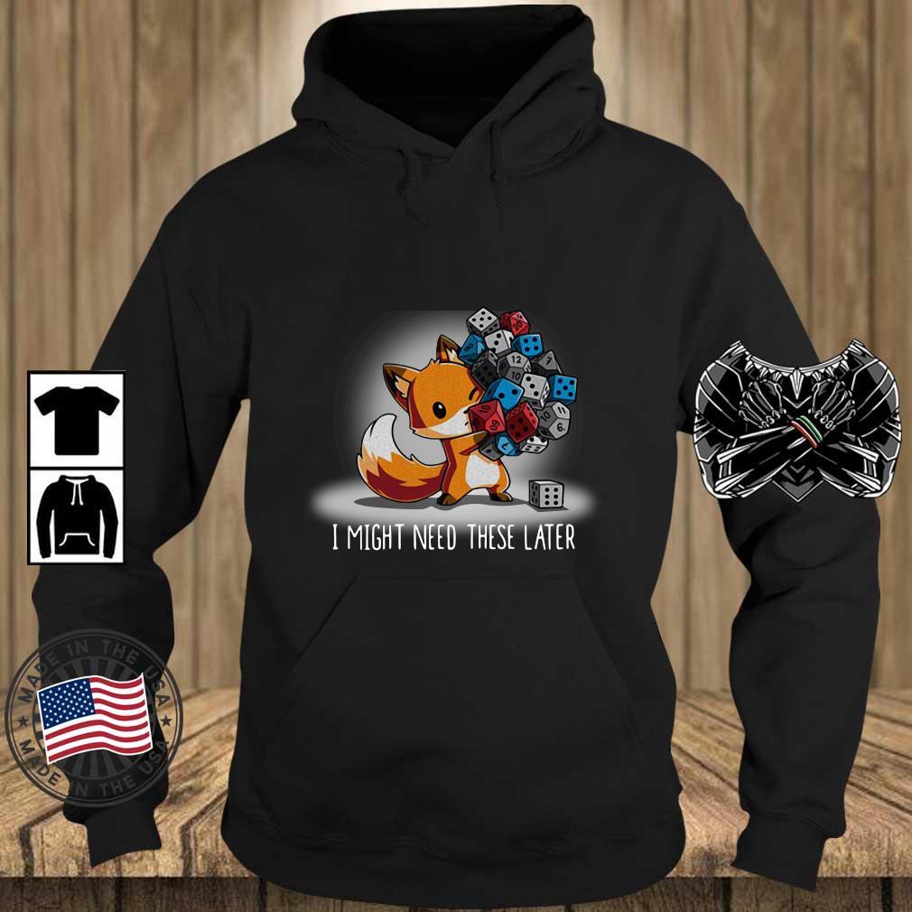 Fox I might need these later s Teechalla hoodie den
