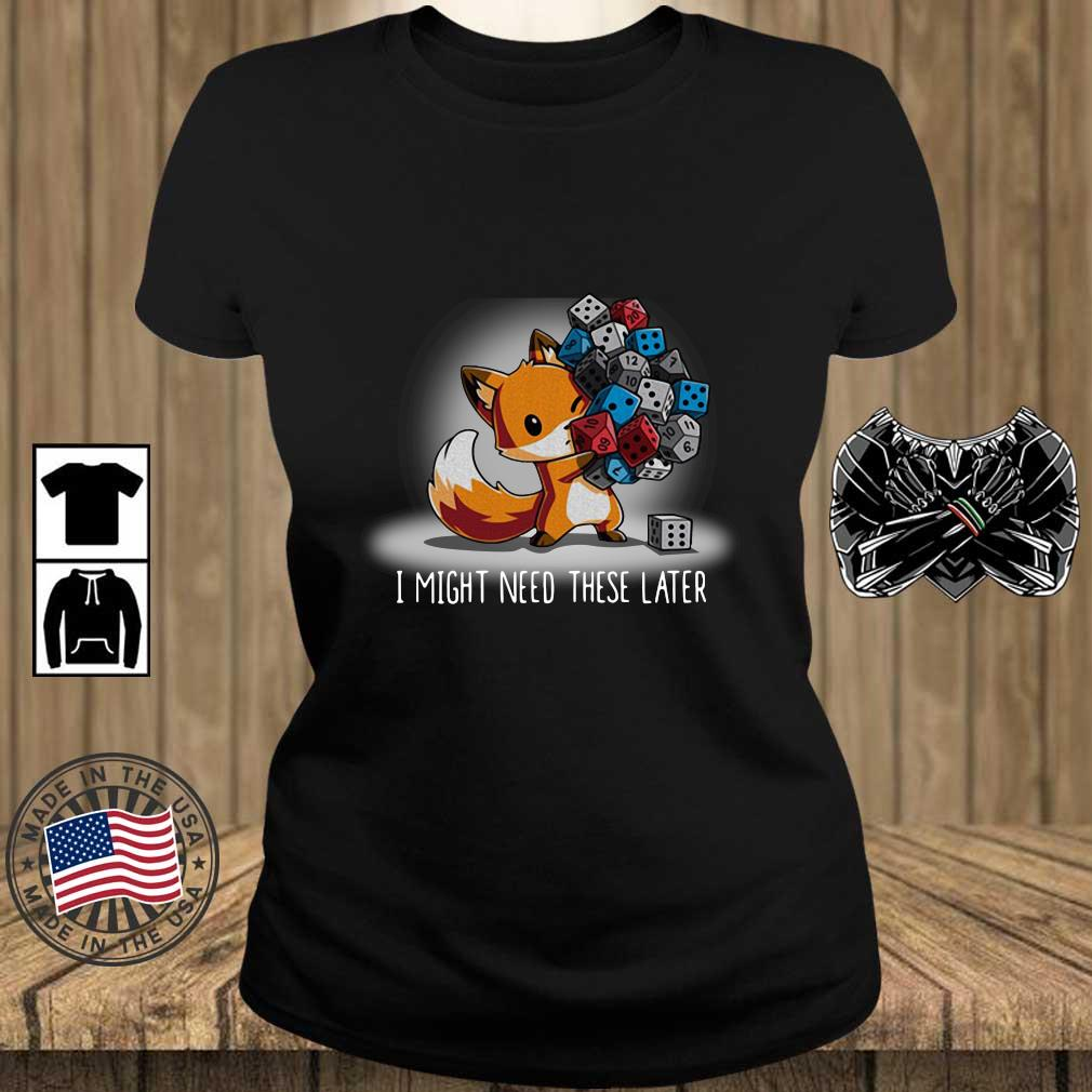 Fox I might need these later s Teechalla ladies den
