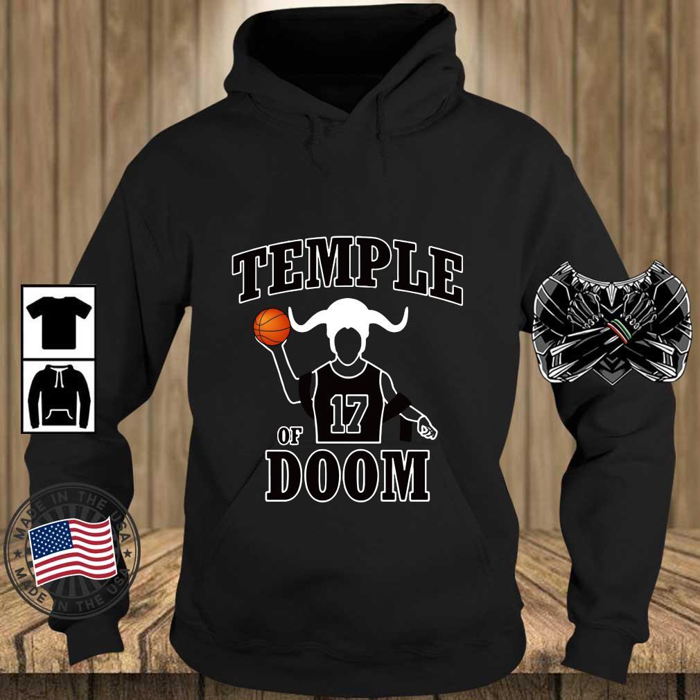 Garrett Temple Chicago Bulls Jerseys Temple of 17 Doom s Teechalla hoodie den