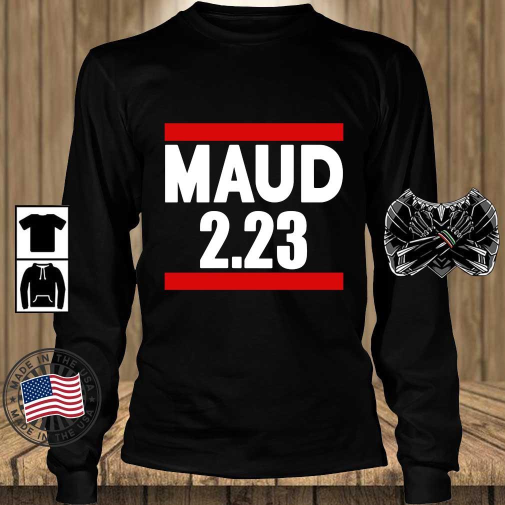 Hot Maud 2.23 s Teechalla longsleeve den