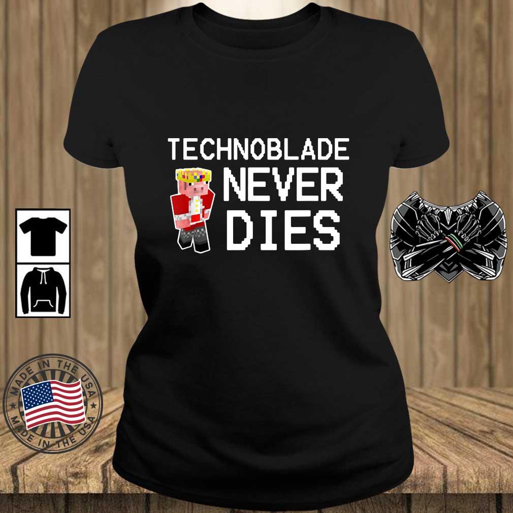 Technoblade never dies s Teechalla ladies den