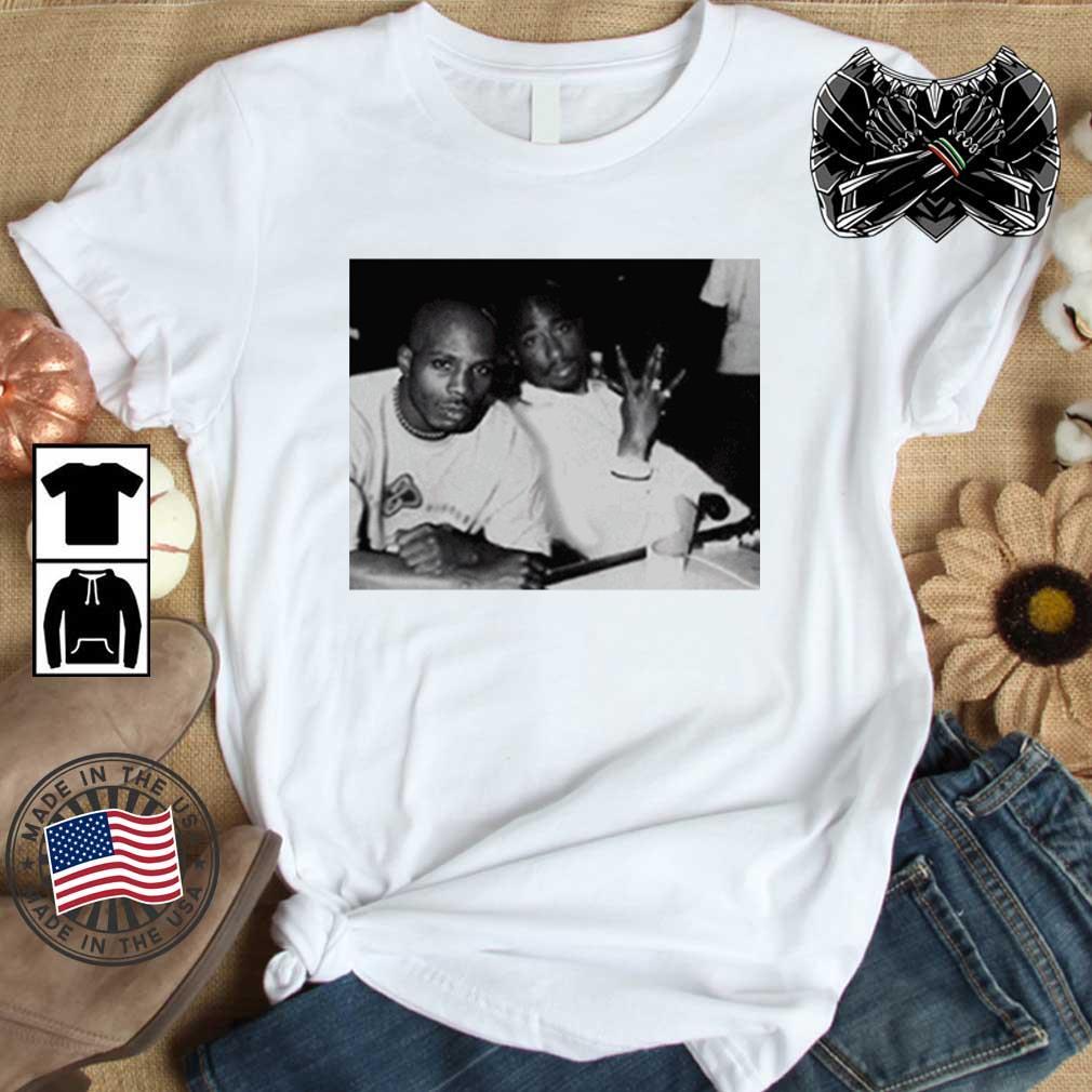 2Pac Eazy E Dr Dre Jay Z Biggie DMX Redman And Friend Shirt