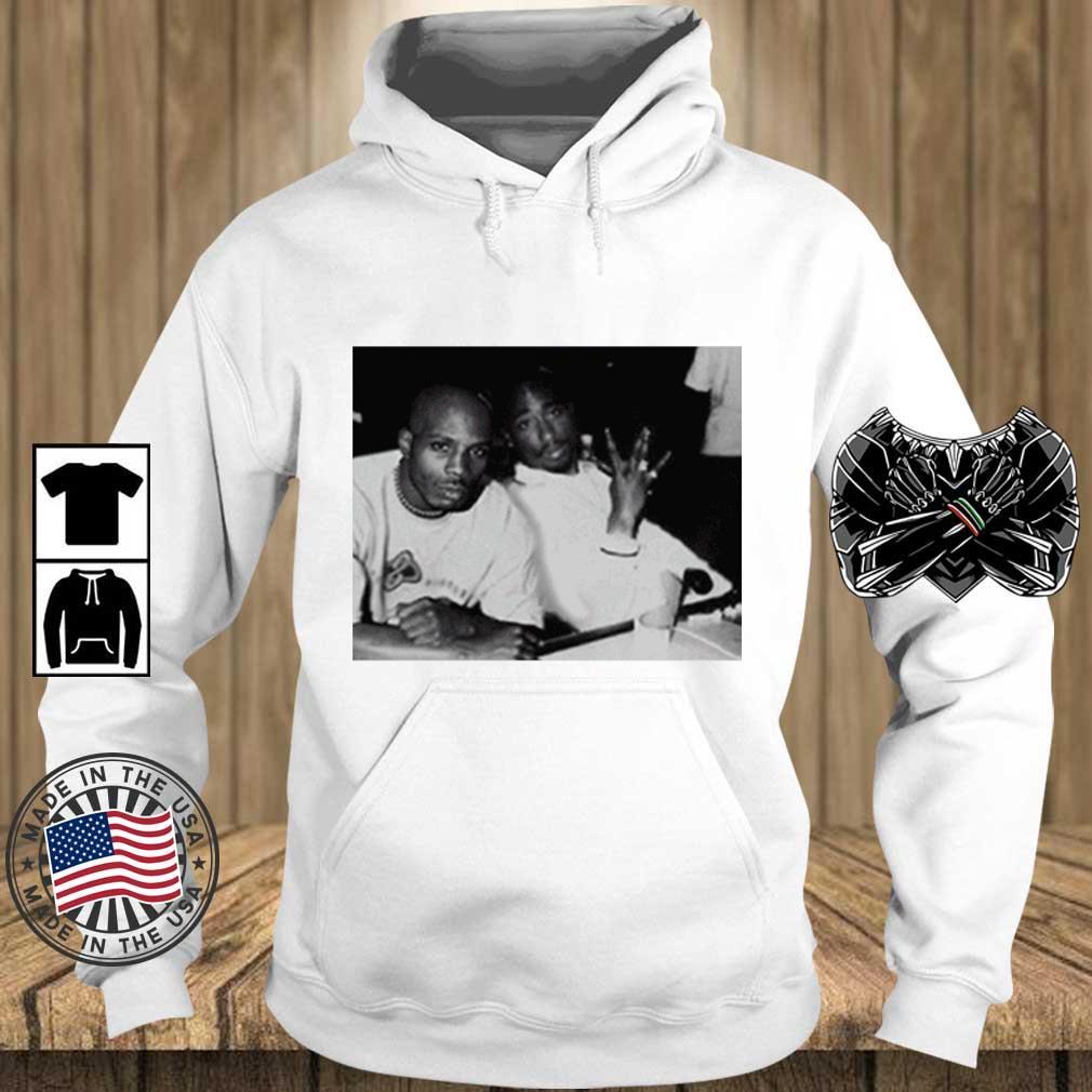 2Pac Eazy E Dr Dre Jay Z Biggie DMX Redman And Friend Shirt Teechalla hoodie trang