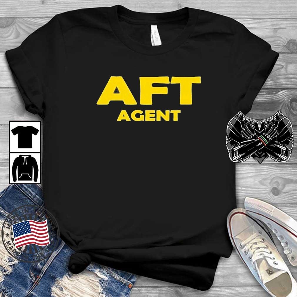 ATF Agent shirt