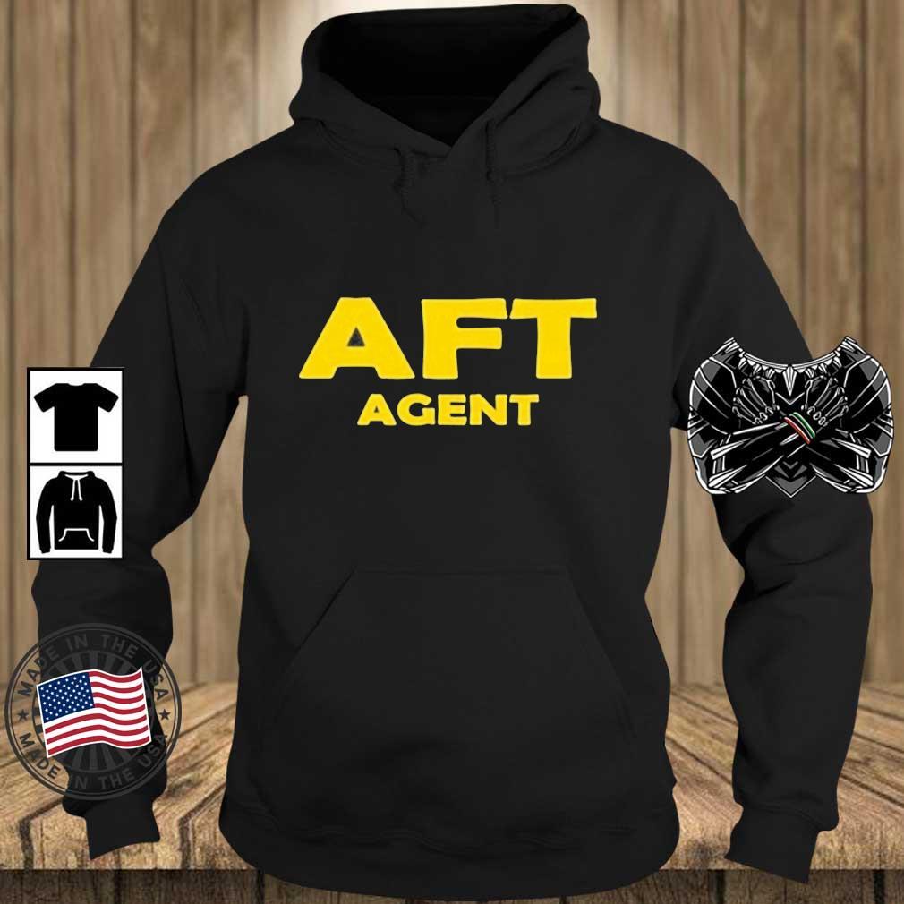 ATF Agent s Teechalla hoodie den