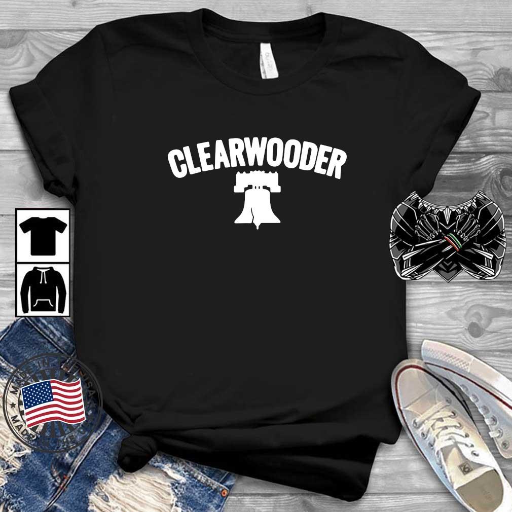 Bryce Harper Clearwooder Philadelphia Phillies Shirt