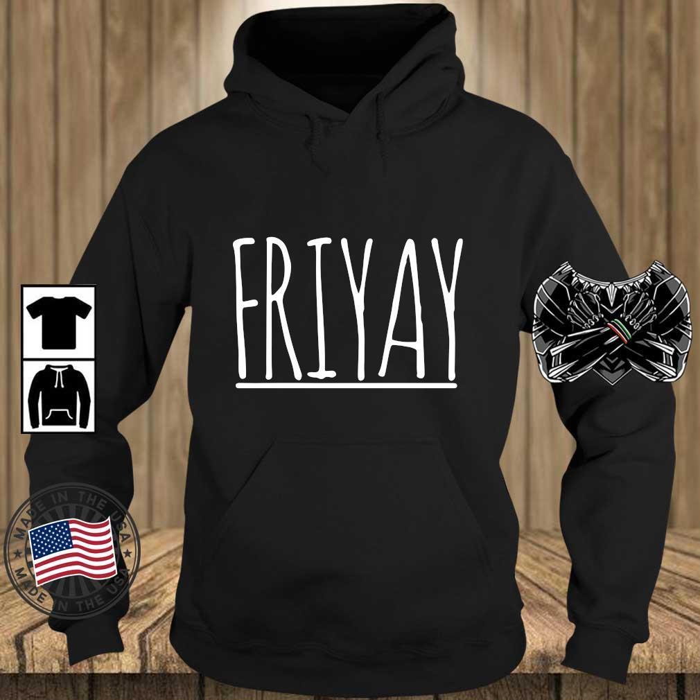 Friyay s Teechalla hoodie den
