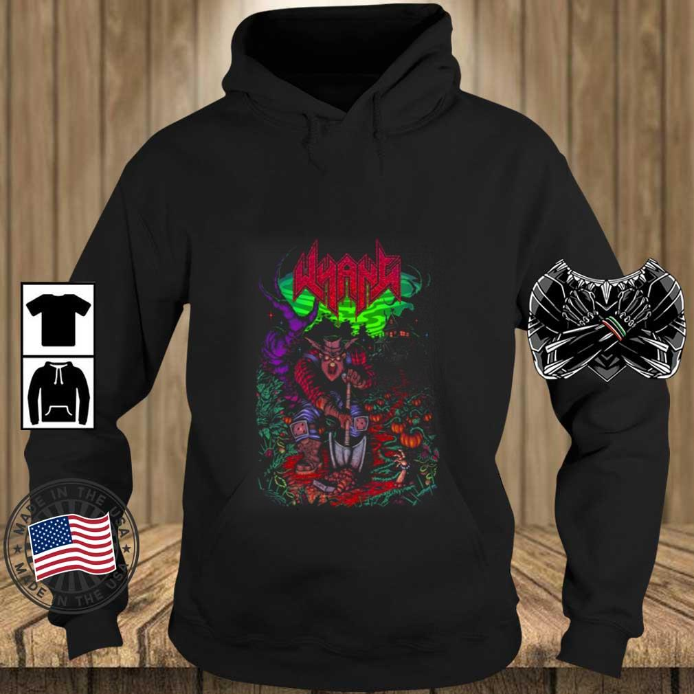 The Evil Farming Game Shirt Teechalla hoodie den