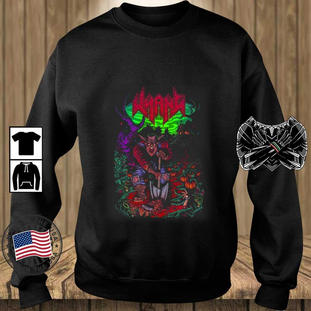 The Evil Farming Game Shirt Teechalla sweater den