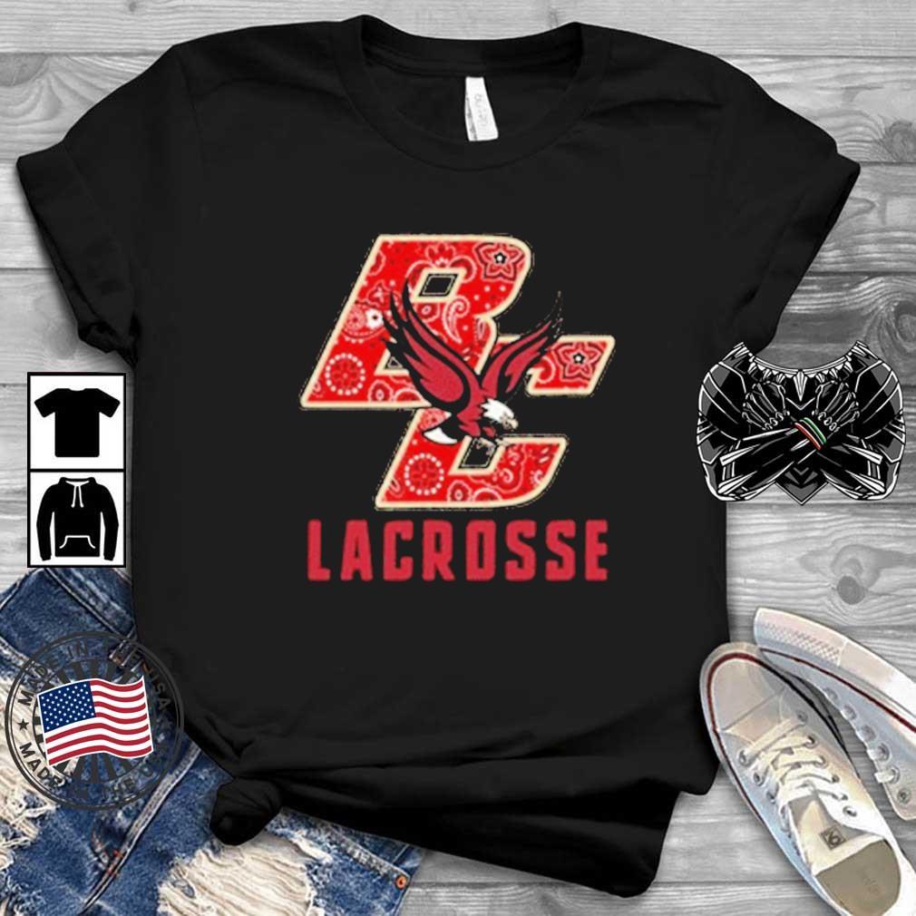 BC Lacrosse Bandana Eagles Shirt