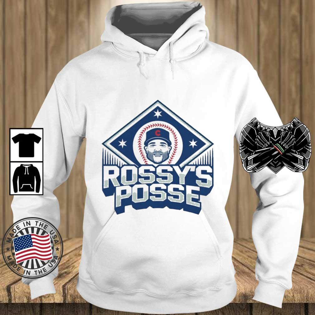 Chicago Bears Rossy's Posse Shirt Teechalla hoodie trang