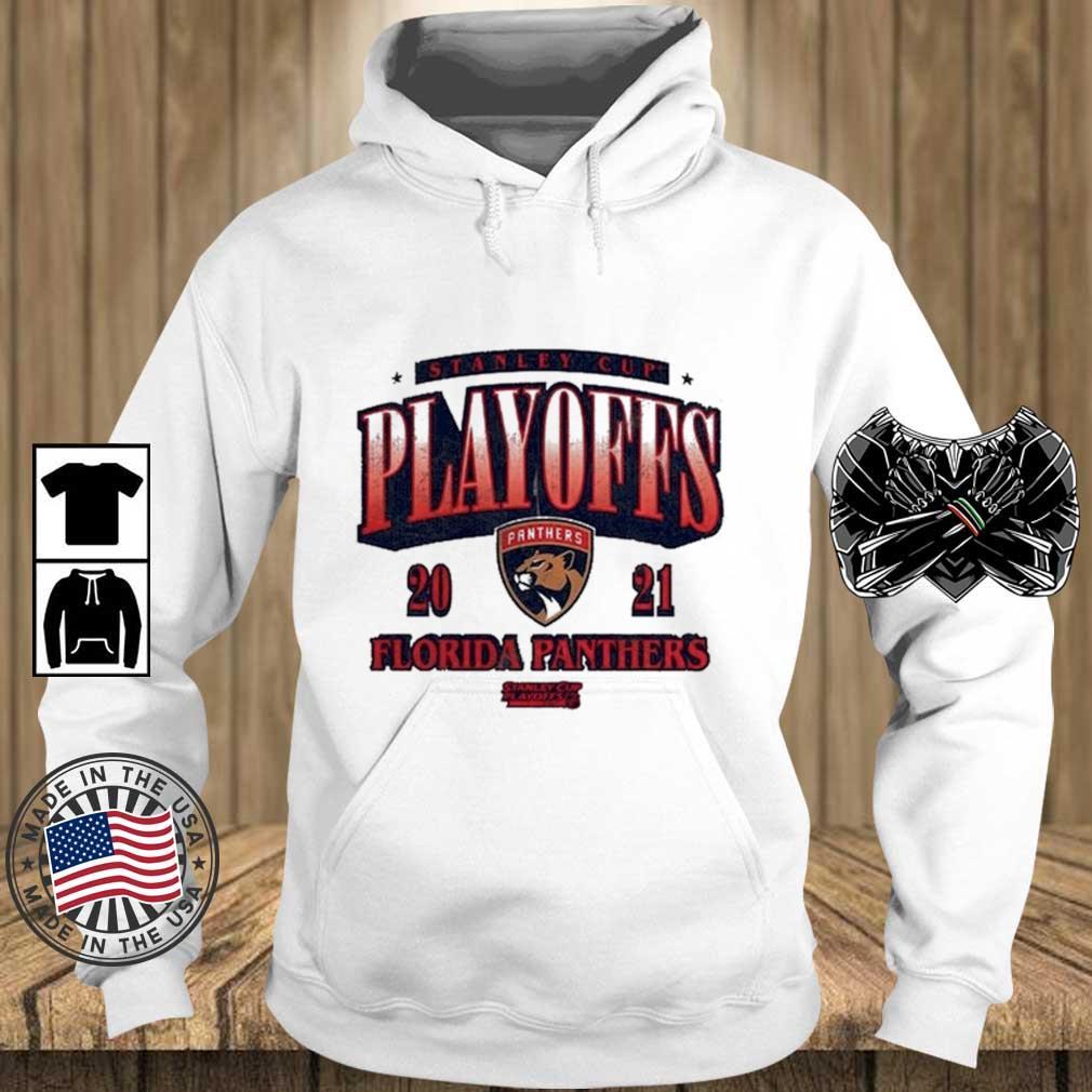 Florida Panthers 2021 Stanley Cup Playoffs Bound Ring the Alarm Shirt Teechalla hoodie trang