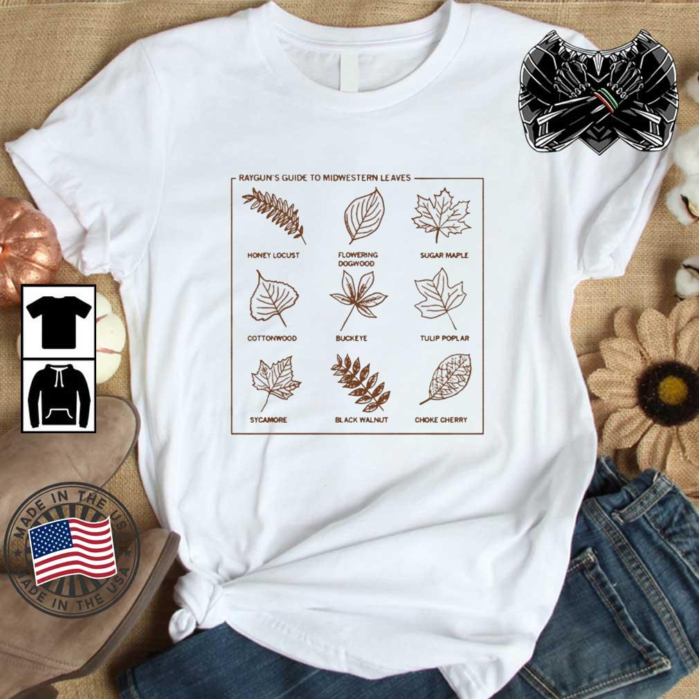 Guide To Midwestern Leaves Shirt