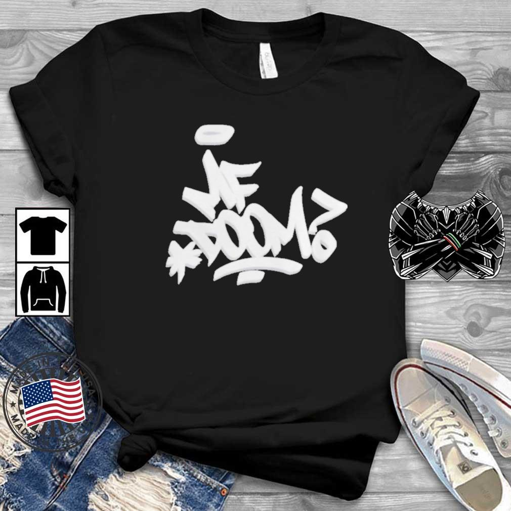 Mf doom 2021 shirt