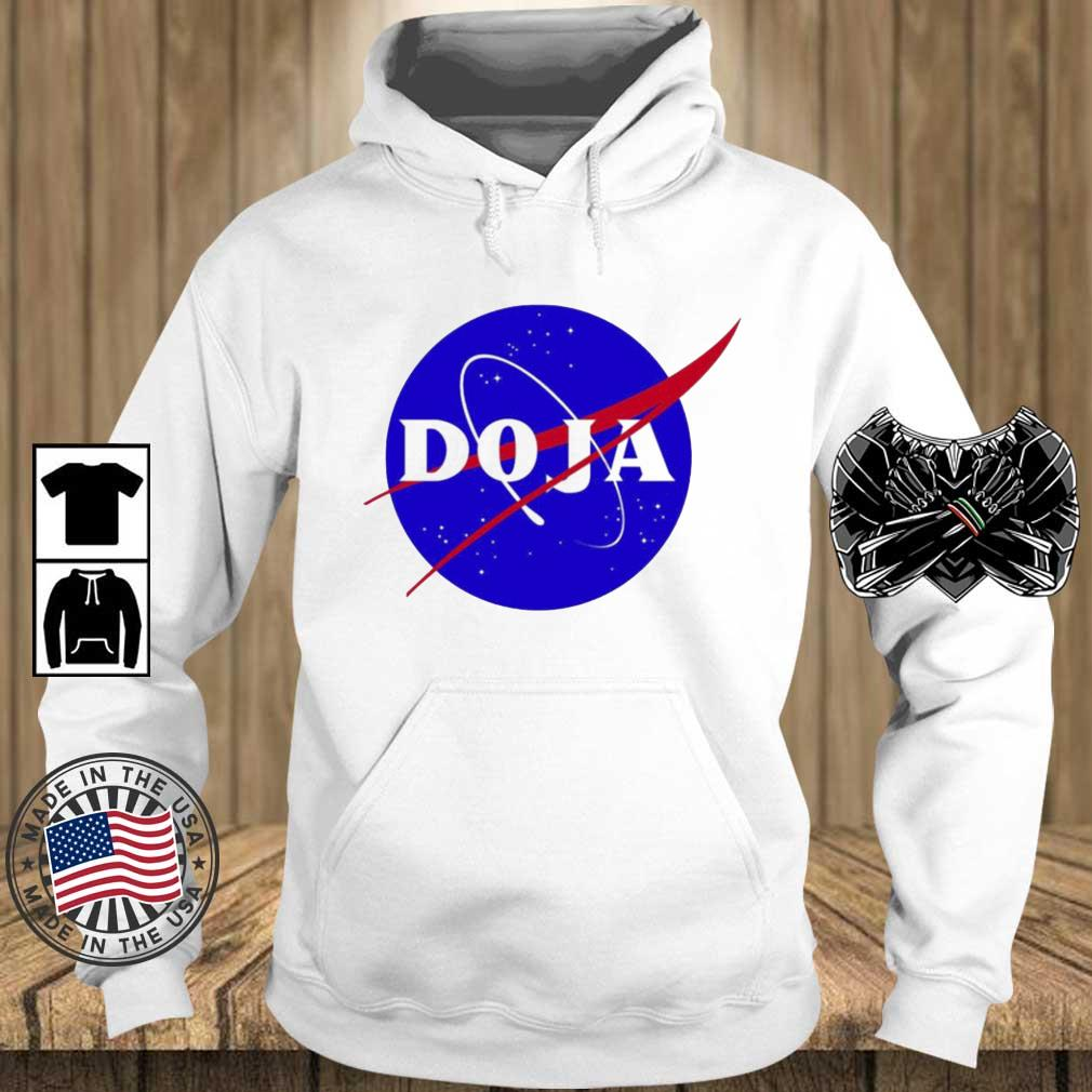 Doja Nasa Shirt Teechalla hoodie trang