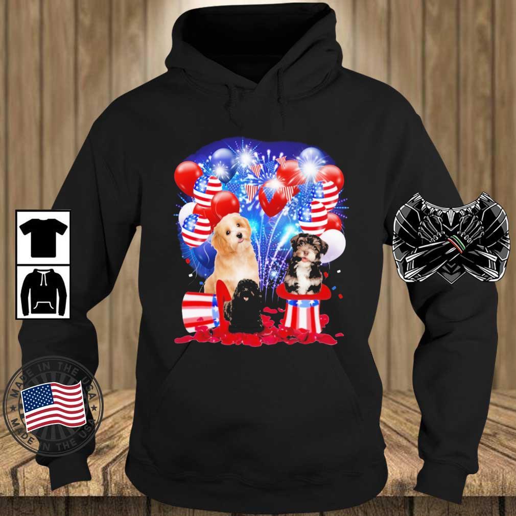 German Shepherd American Independence Day 4th Of July Shirt Teechalla hoodie den