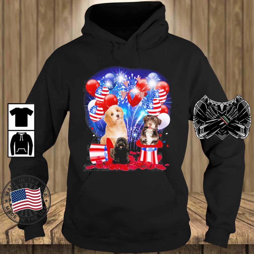 Havanese American Independence Day 4th Of July Shirt Teechalla hoodie den
