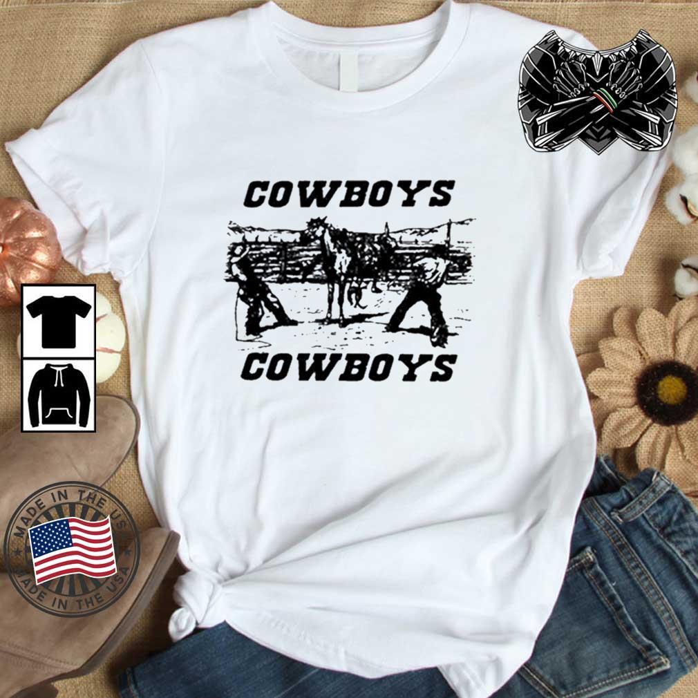 Brandy Melville Cowboys 2020 Shirt