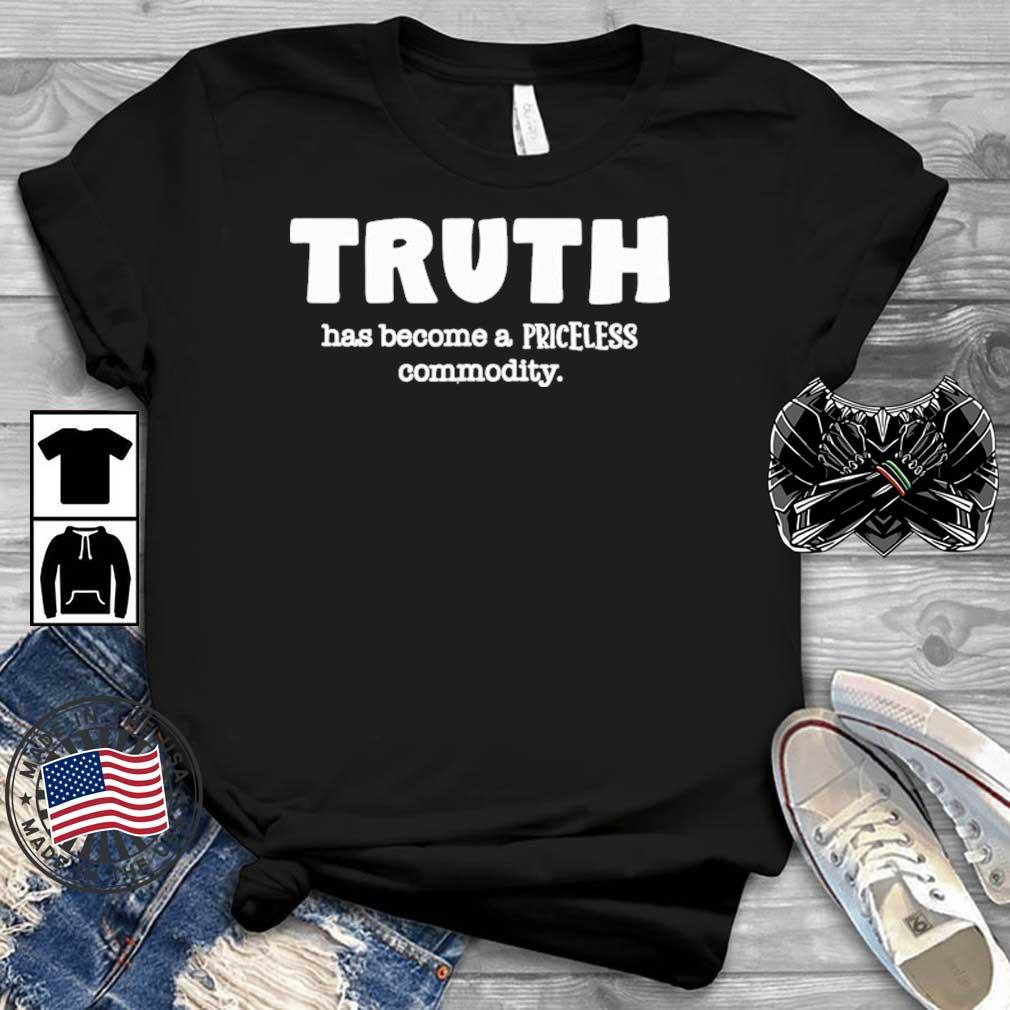Truth Is Priceless Us 2020 Shirt