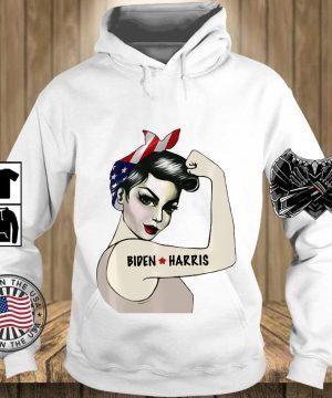 _Biden Harris 2020 Joe Biden Kamala Harris Girl Empowerment T-Shirt Teechalla hoodie trang