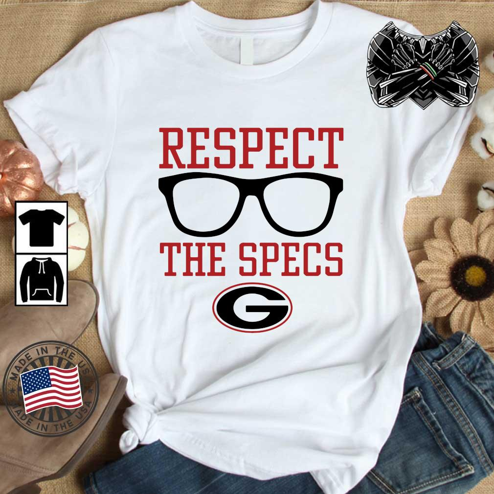 Green Bay Packers Respect the specs shirt
