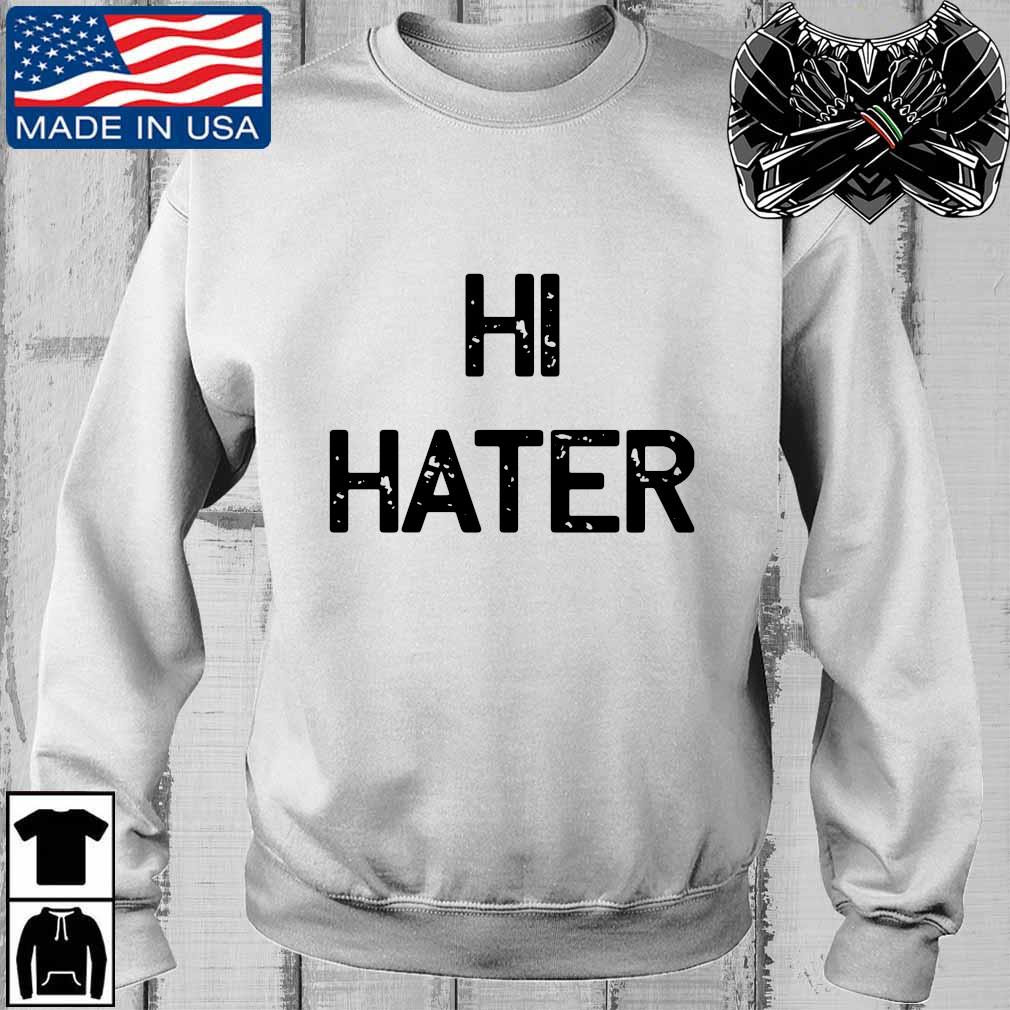 Hi hater 2020 s Teechalla sweater trang
