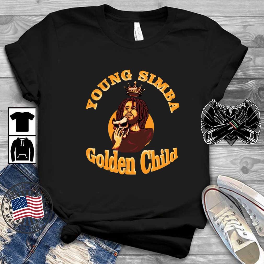 J.Cole Young Simba Golden Child Shirt