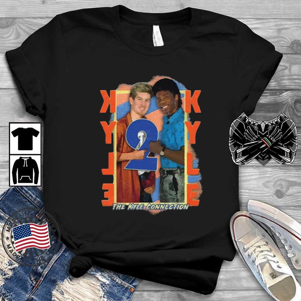 Kyle to the Kyle connection shirt