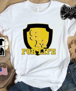 Jomoro Sm fanbase launch shatta movement shatta wale sm for life shirt