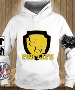 Jomoro Sm fanbase launch shatta movement shatta wale sm for life s Teechalla hoodie trang