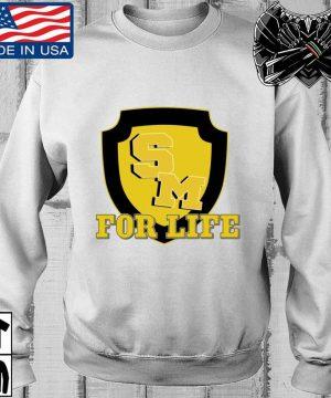 Jomoro Sm fanbase launch shatta movement shatta wale sm for life s Teechalla sweater trang